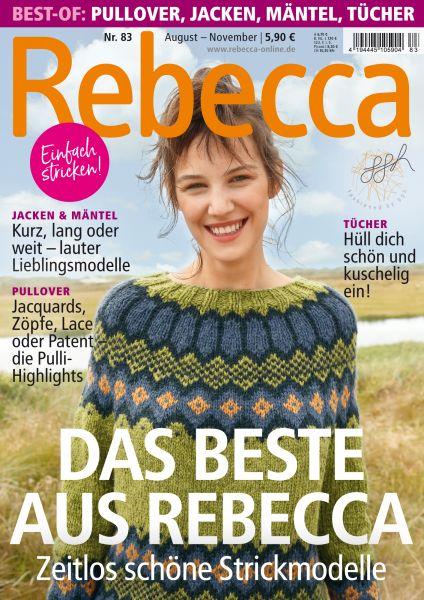Rebecca Heft Nr. 83